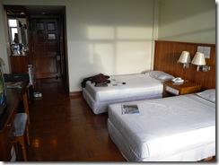 Panda Hotel Room