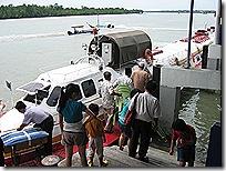 Crab Island Ferry