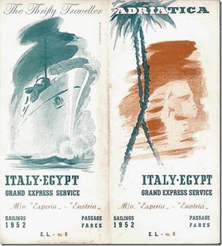 Esperia Poster