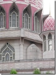 The pink mosque, Putra Mosque