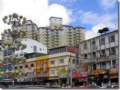 Brinchang Town centre