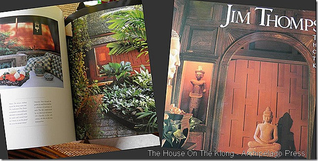 Jim Thompson The House On The Klong
