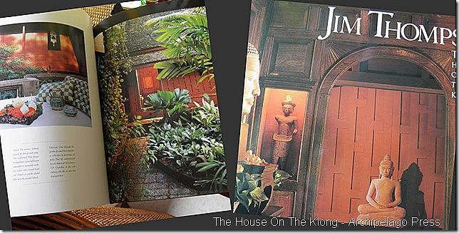 Jim Thompson The House On The Klong