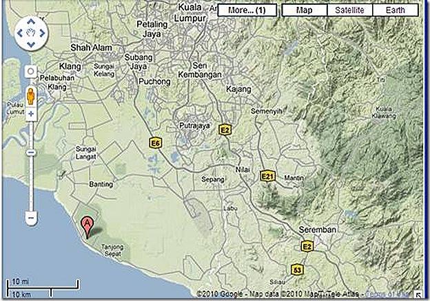 Kampung Endah (Marker A)