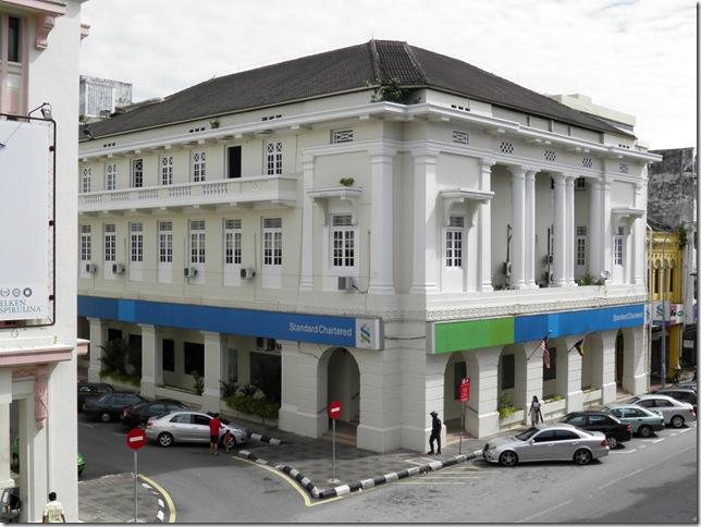 StanChart's Prestigious Ipoh Building