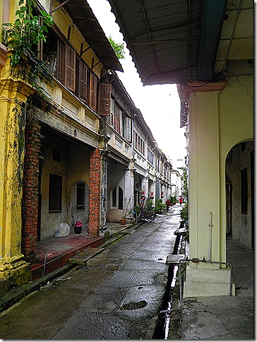 Panglima Lane (Second Concubine Lane).