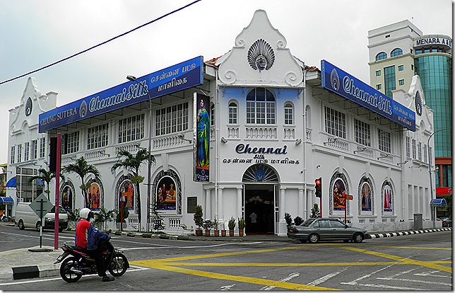 Former Chartered Bank Building, Klang