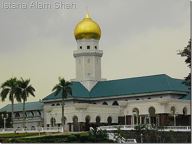 Istana Alam Shah - Klang's Royal Palace