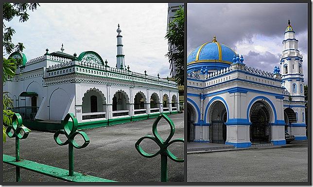 Town Padang Mosque & Dato' Panglima Kinta Mosque