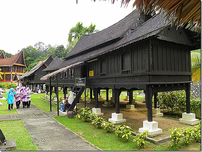 Minangkabau Traditional Houses