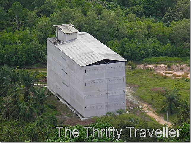 Swiftlet Farm near Jugra, Selangor