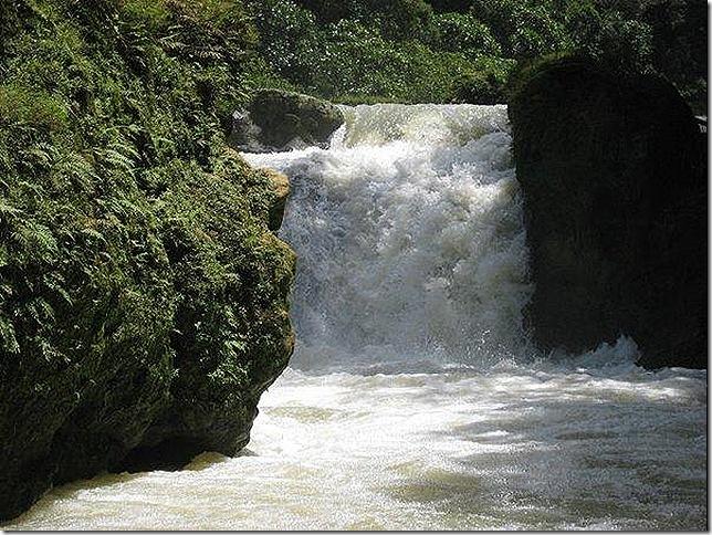 busay falls, loboc river