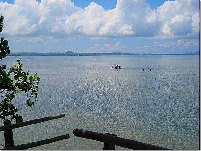 View towards Panglao Island