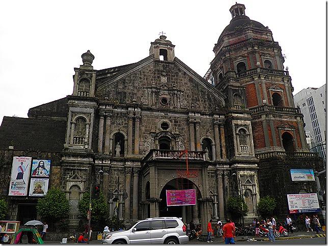 Minor Basilica of St Lorenzo Ruiz, Binondo