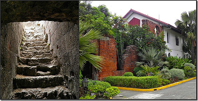 Fort Santiago and Rizal Shrine