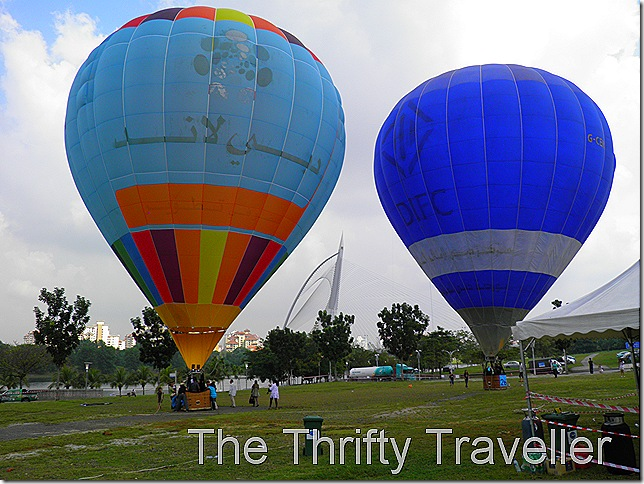 Putrajaya Balloon Fiesta 18Mar11