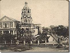 Old Santa Cruz church