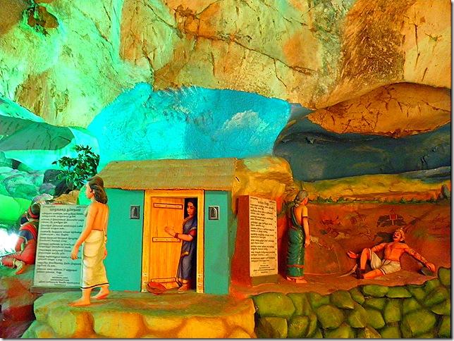 Cave Villa, Batu Caves