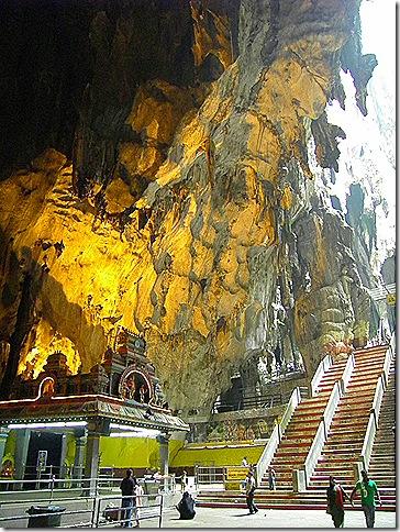 Batu Caves - Temple Cave