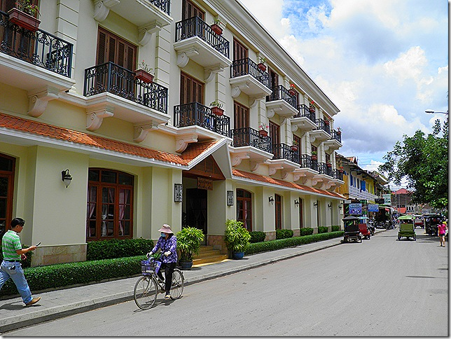 Steung Siem Reap Hotel