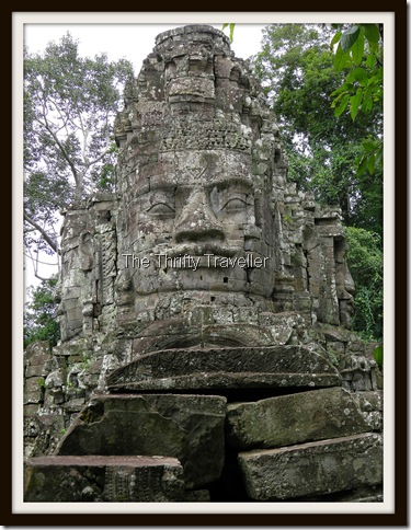 Angkor Thom  East Gate
