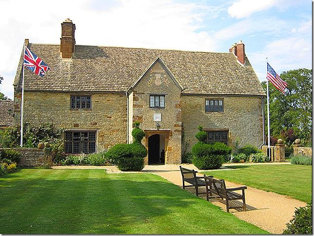 Sulgrave Manor, Northamptonshire