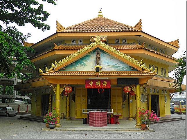 Buddha Jayanti Temple, Pudu, Kuala Lumpur