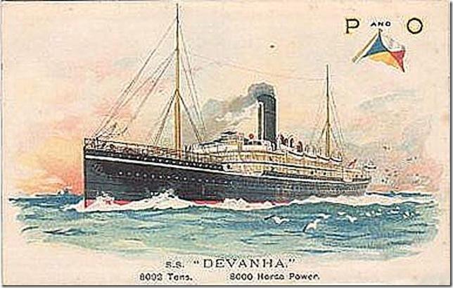 SS Devanha