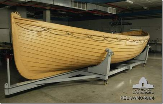 Devanha lifeboat