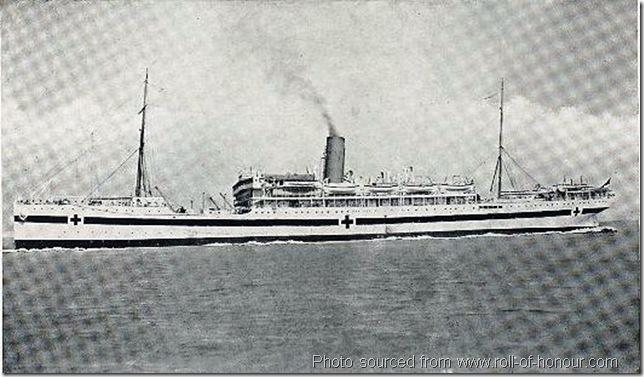 HMHS Devanha