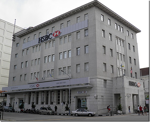 HSBC Penang