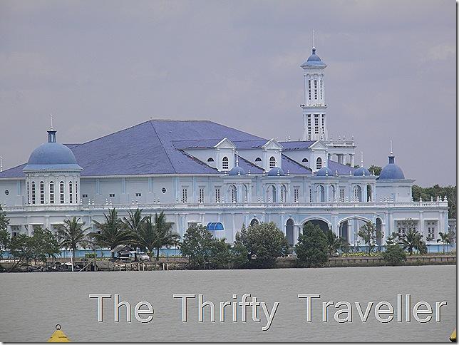 Masjid Sultan Ibrahim Kedua