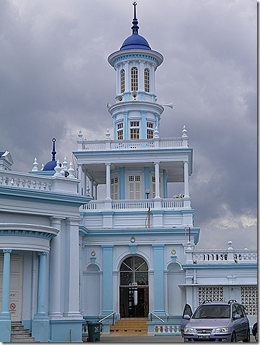 Masjid Jamek Sultan Ibrahim, Muar