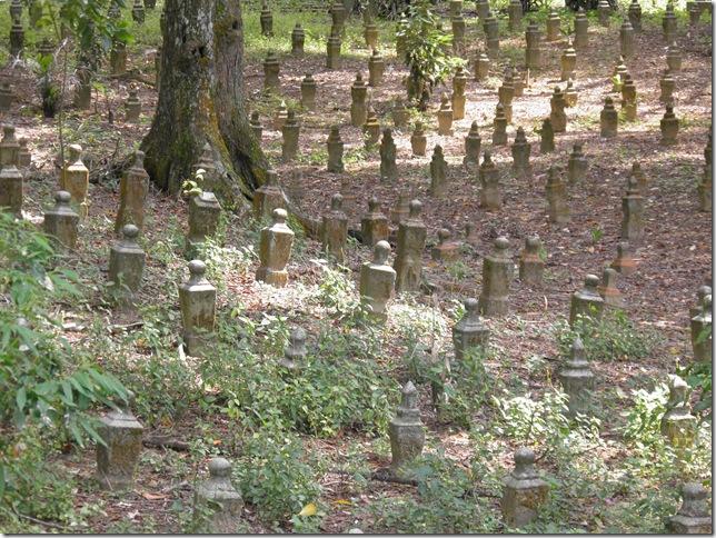 Muslim Cemetery on Jalan Mahmodiah