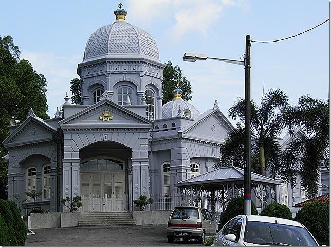Royal Mausoleum, Johor Bahru