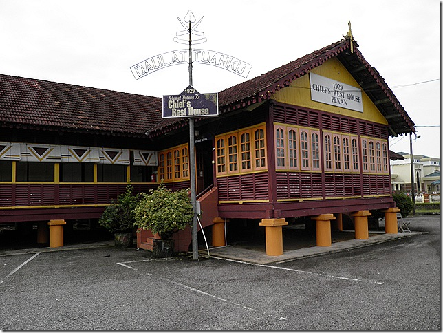 Chief's Rest House, Pekan
