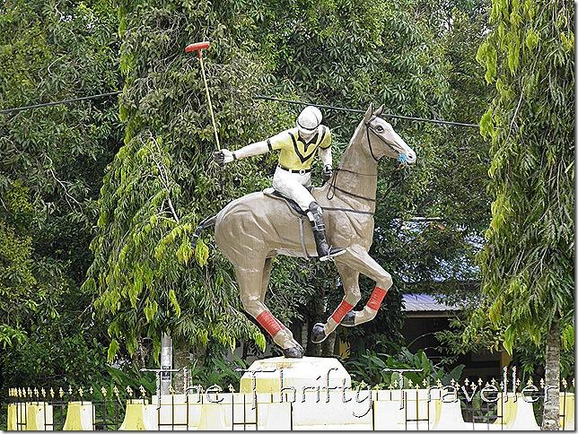 Royal Pahang Polo Club, Pekan