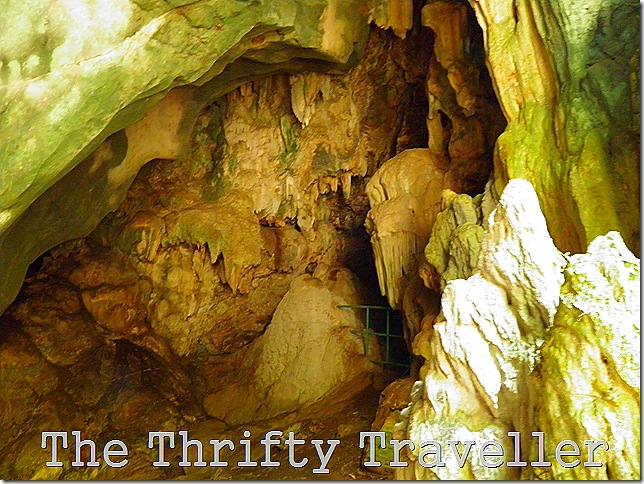 Gunung Senyum Caves