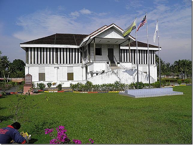Ngah Ibrahim Fort, Matang, Perak