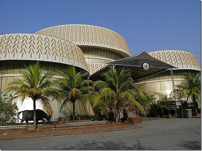 Padi Museum, Kedah