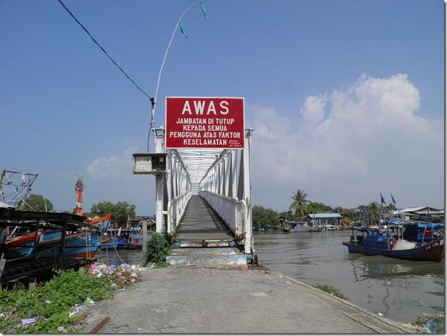 Dodgy Bridge at Kuala Perlis