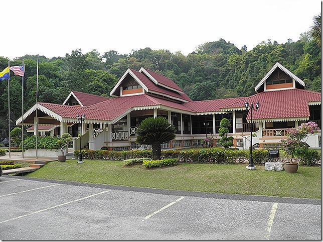 Kota Kayang Museum, Perlis