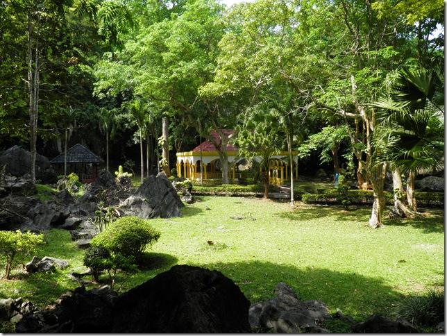 Al Marhum tomb at Kota Kayang