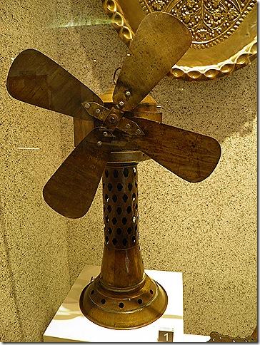 Kerosene Powered Fan
