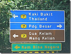 Turn Left for Thailand