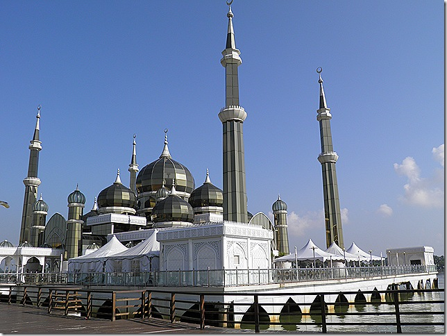 Crystal Mosque, Kuala Terengganu