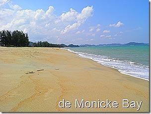 de Monicke Bay (Teluk Mak Nik)