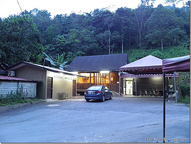 Pollock View Resort, Sungai Lembing