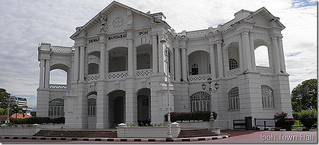 Ipoh Town Hall 1916