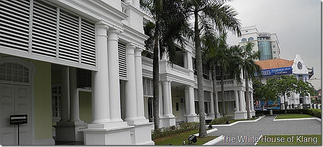 Galeri Diraja, Klang